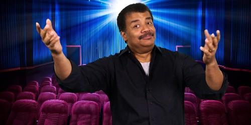 Neil deGrasse Tyson reveals his favorite science fiction movies
