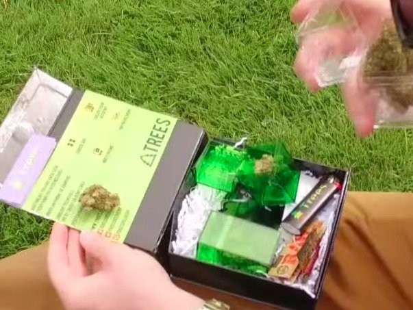 You May Soon Get Bitcoin-Bought Cannabis Delivered by Drone