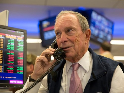 Bloomberg News just announced a slew of changes, showing where the company is placing its bets