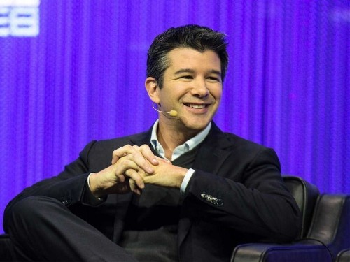 Uber Would Be Valued At $40 Billion In New Round, Report Says
