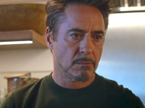 Robert Downey Jr. says Tony Stark's 'Endgame' suit was only meant for one last mission