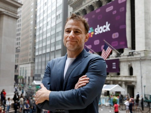 Slack, the newly public startup worth just under $20 billion, has a hidden meaning behind its name
