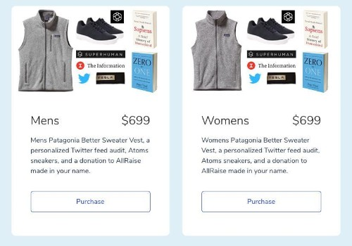 Someone is selling a Silicon Valley investor 'starter kit' as a joke about how venture capitalists all dress the same