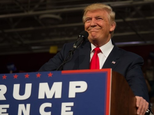 'Special prosecutor, here we come': Trump embraces 'lock her up' chants at latest rally