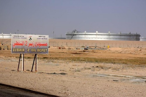 Iraq Hasn't Exported This Much Oil Since 1980