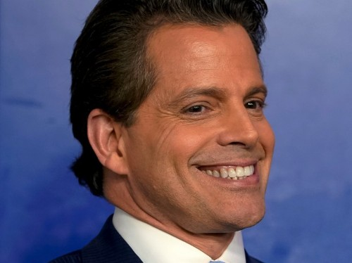 Scaramucci says he wants to 'f-----g kill all the leakers' during unhinged phone call