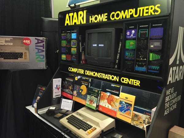 Amazing artifacts from the rise and fall of Atari, the first great video game company - Business Insider