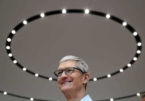 Apple's next 10 years: Self-driving cars, smart glasses, faster iPhone - Business Insider