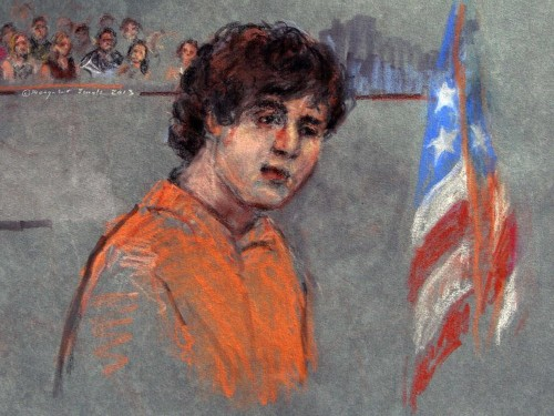 The Boston bomber's family says the attack was part of an American conspiracy