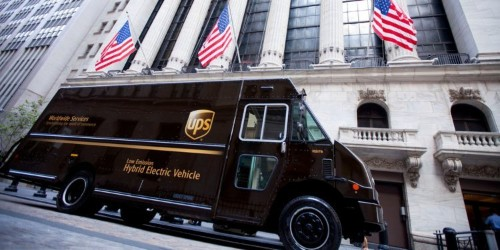 The FedEx and UPS feud over NRA ties is escalating