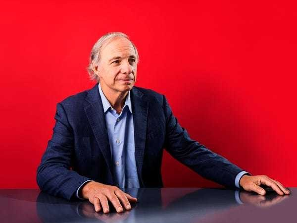 Ray Dalio recommends a book from the '80s to understand today's world - Business Insider