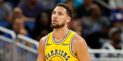 Klay Thompson frustrated after missing All-NBA team, supermax contract