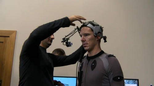 Here's How 'The Hobbit' Dragon Looks Without Visual Effects