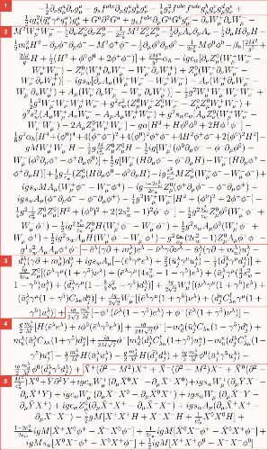 This is the closest thing we have to a master equation of the universe