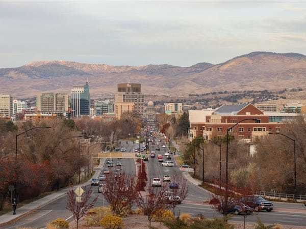 I spent 4 days in the fastest-growing city in the US: Boise, Idaho - Business Insider