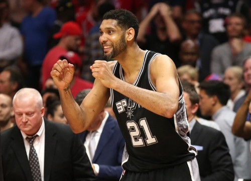 Crazy stat shows how little the San Antonio Spurs will pay Tim Duncan this season