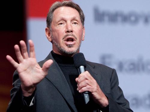 Larry Ellison defends Elon Musk and Tesla: Report