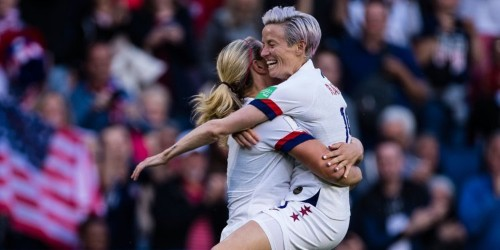 US women's dominant run sets up dramaticWorld Cup match against France