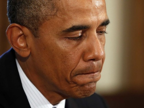Obama's Failed Syria Strategy In One Sentence