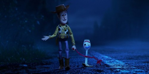 The voice of Forky from 'Toy Story 4,' Tony Hale, gives details about the character's show on Disney Plus