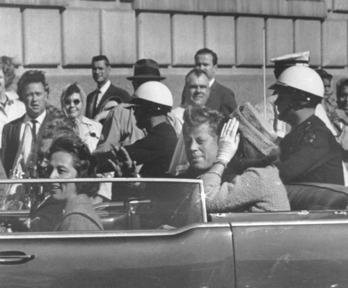 UVA PROFESSOR: We Cannot Rule Out A Conspiracy To Kill John F. Kennedy