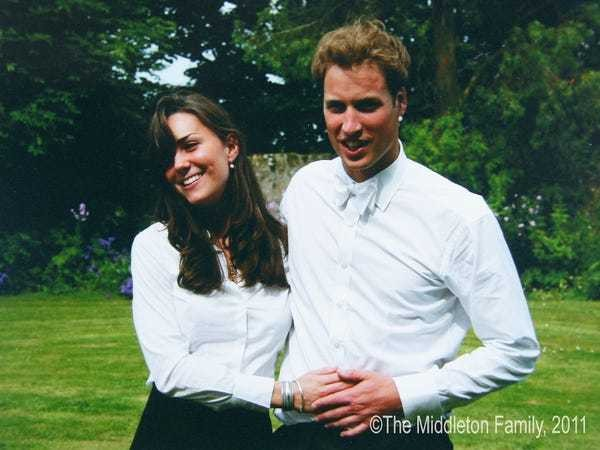 Kate Middleton says Prince William cooked for her at university - Business Insider