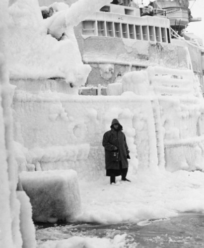 These dangerous Arctic convoys saved Russia during World War II