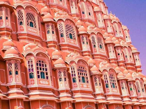 20 breathtaking photos of palaces in India - Business Insider