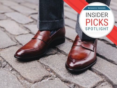 We're obsessed with this men's dress shoe company that's disrupting the luxury market