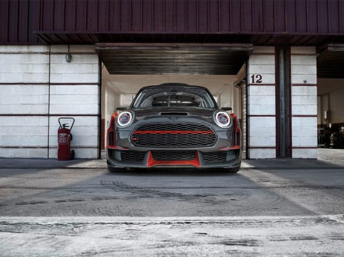 MINI will reveal an ultra-high-performance concept car this month — and it looks awesome