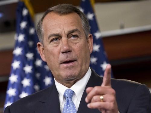 John Boehner Has Already Killed The 'Grand Bargain' More Than 5 Hours Before Obama's Speech