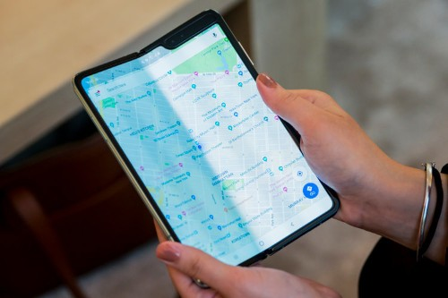 Samsung has reportedly delayed the launch of its Galaxy Fold smartphone after the screens on some review units broke