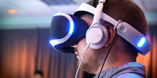 PlayStation's virtual reality device looks incredible