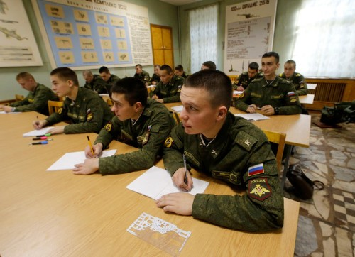 What it's like to be a conscript in the Russian military
