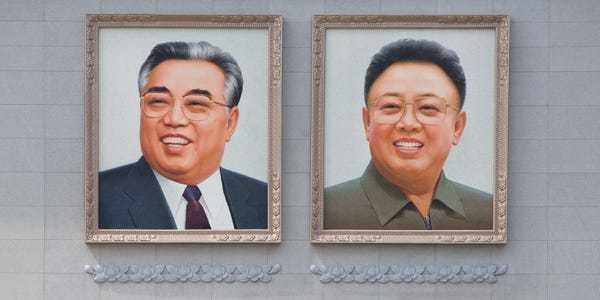 North Korean mom in trouble for not saving Kim portraits from fire - Business Insider