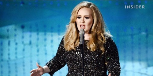 Adele had never heard of the most famous pop producer in the world until she fell in love with a Taylor Swift song