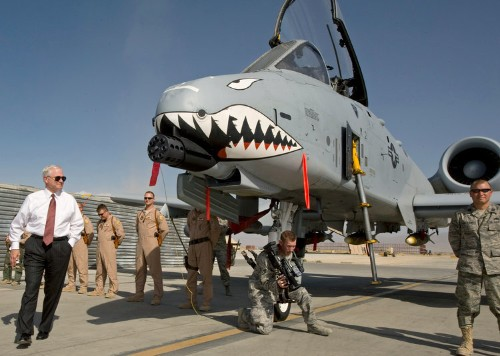 The Warthog — a relic of the Cold War — could find new life fighting ISIS