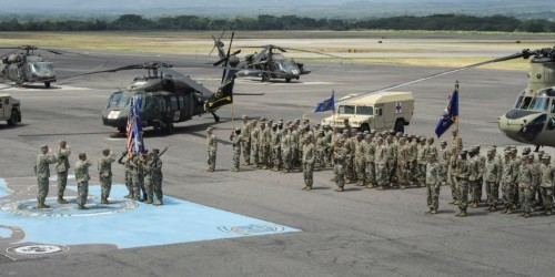 Joint Task Force Bravo: US military outpost in Honduras