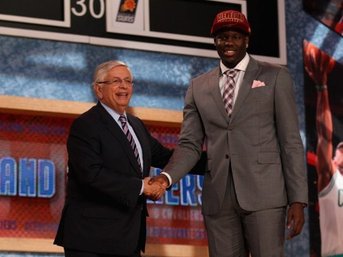 Here's Every Pick From The First Round Of The NBA Draft