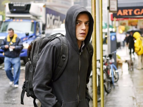 Real hackers found ways to break into the website of hacker show 'Mr. Robot'