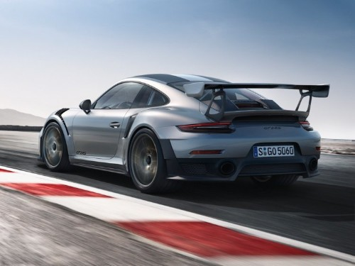The 700 horsepower Porsche 911 GT2 RS has arrived
