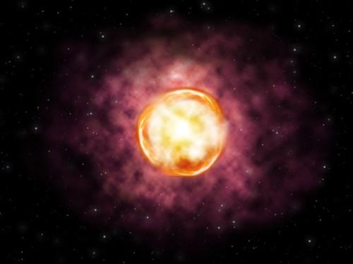 Longest observed supernova explosion annihilated a massive star