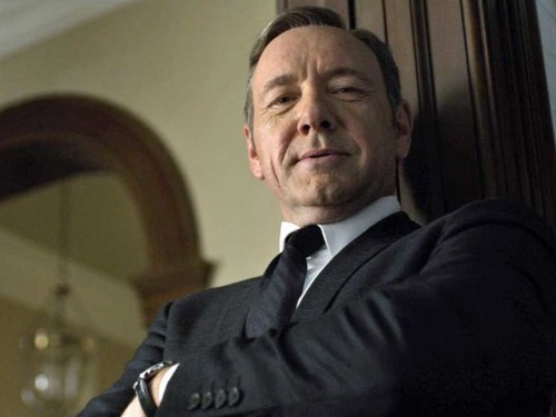 Kevin Spacey: Netflix Made A LOT Of Money On 'House Of Cards'