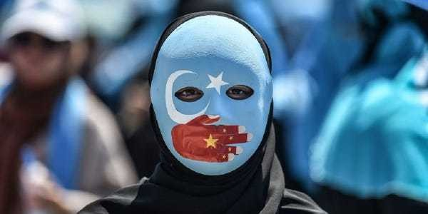 How China spooks Uighurs without them even entering the country - Business Insider