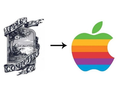 The 13 Most Drastic Big Brand Logo Changes Ever Seen