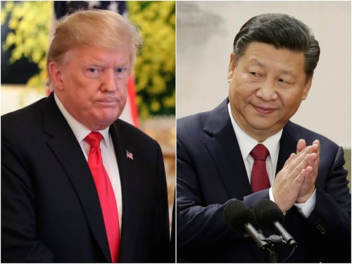 Washington and Beijing are heading for a make-or-break meeting as Trump threatens to hit nearly every Chinese import with tariffs
