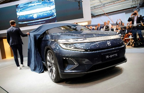 These are the cool cars and concepts from the Frankfurt Motor Show - Business Insider