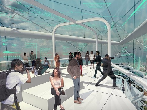 The Dutch are building an ambitious wind turbine you can live inside of