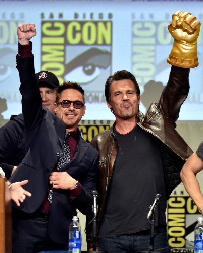First 'Avengers' Sequel Footage Receives A Standing Ovation