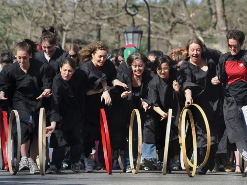 The 8 strangest and silliest college graduation traditions in America